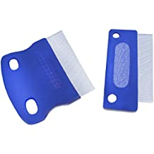 Tear Stain Remover Combs For Dogs, Gently and Effectively Removes Crust, Mucus, and Stains