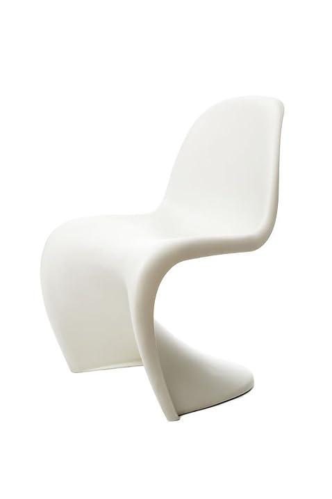 Amazon.com - Vitra Panton Chair - White - Chairs