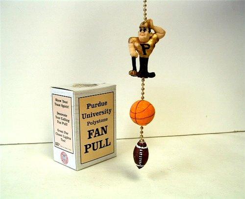 Purdue Univ Fan Pull