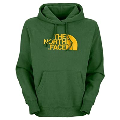 Mens The North Face Half Dome Hoodie Ivy Green by The North Face