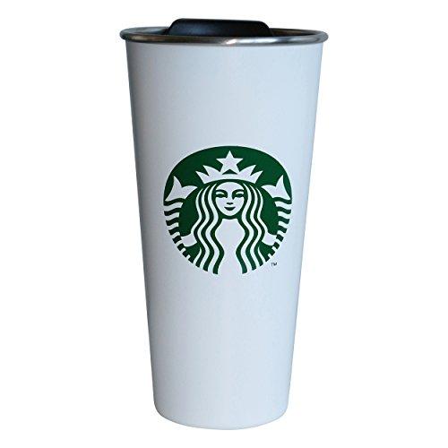 Starbucks Stainless Steel Tumbler Mug (Black)