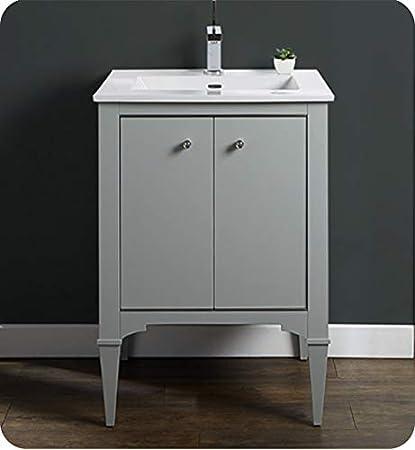 Fairmont Designs Bathroom Vanity | Fairmont Designs 1510 V24a Charlottesville 24 Free Standing Single