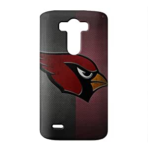 SHOWER 2015 New Arrival arizona cardinals background 3D Phone Case for LG G3