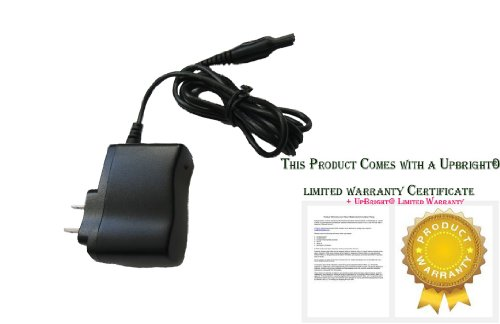 UpBright AC Adapter Power Cord For Philips Norelco 1050CC...