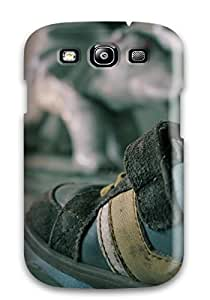 New Style New Shockproof Protection Case Cover For Galaxy S3/ No Shoes On The Table Case Cover 5495501K21268402