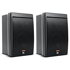 JBL CONTROL 5 Compact Control Monitor Loudspeaker System (sold as pair)