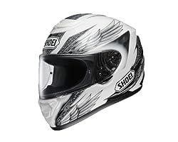 ショーエイ(shoei) ショウエイ(SHOEI) バイクヘルメット フルフェイス QWEST ASCEND(アセンド) TC-6(WHITE/SILVER) XL (61cm)