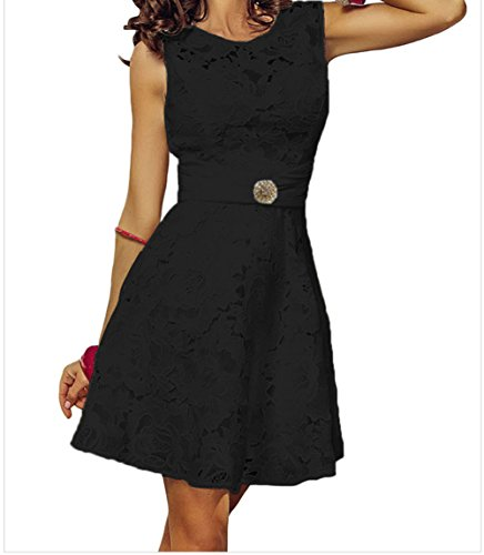 Buy noir dress hire - 6