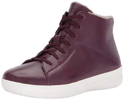 Fitflop Plomme Dyp Høy F sporty Topp Joggesko 4qUf4