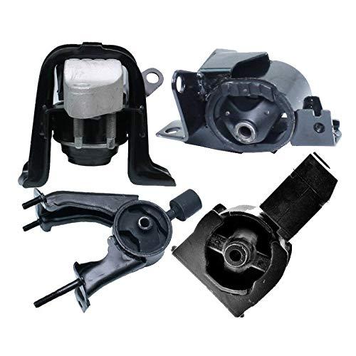 - K0714 Fits 2000-2005 Toyota Celica GT 1.8L Engine Motor & Trans Mount Set 4PCS : A4219, A62055HY, A62079, A4251