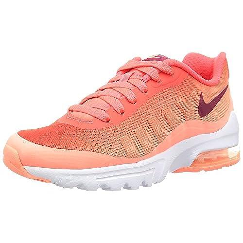 good Nike Women's Air Max Invigor Print Bright Crimson