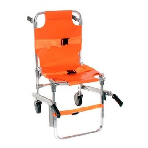 GMED Stair Chair Lift EMS Quick Release buckle with patient restraints by GMED