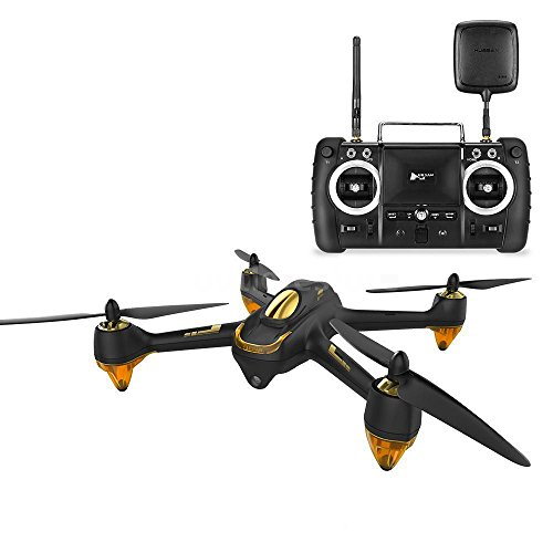 Hubsan Professional Version Mode Switch H501S X4 5.8G FPV Brushless With 1080P...