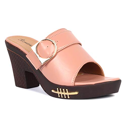 Women's Fashion Sandal Adjustable Buckle Party Wedge Sandals