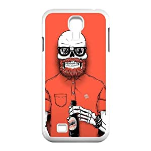 Good Phone Case With High Quality Man Pattern On Back - Samsung Galaxy S4