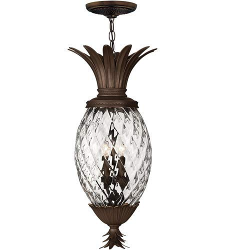 Outdoor Pendant 4 Light Fixtures with Copper Bronze Finish Solid Brass Material Candelabra 13