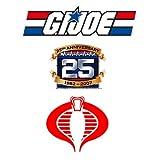 Hasbro G.I. Joe 25th Anniversary Vehicle FireBat