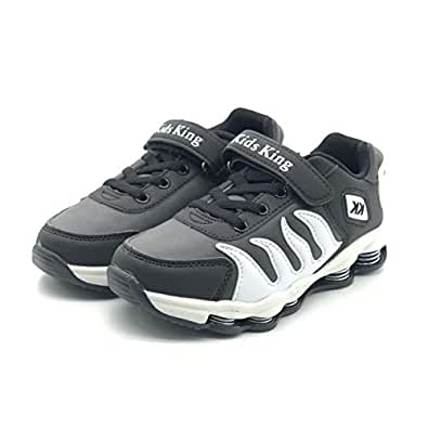 KK Kids Running Sport Shoes Comfortable Athletic Sneakers Casual Trainers for Boys