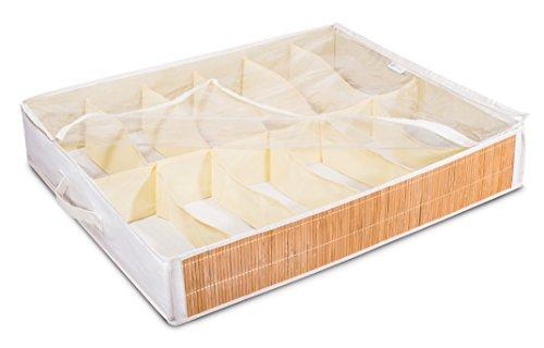 Under Bed Shoe Organizer Decorative product image