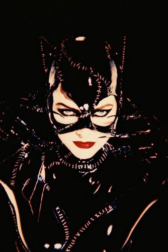 Michelle Pfeiffer Catwoman/Selina Kyle Batman Returns 24x36 Poster at Gotham City Store