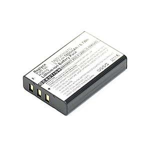 subtel® Batería premium para Gicom GC9600, Gicom LK9100, LK9150, Opticon PX-35, Unitech HT6000, HT660e, Unitech PA600 (1800mAh) 1400-203047G,1400-900003G bateria de repuesto, pila reemplazo, sustitución