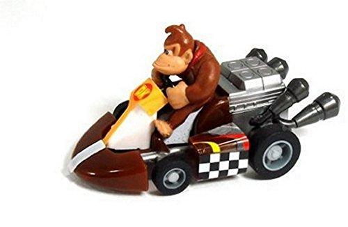 - Mario Kart Tomy Gashopan 1.5 Inch Donkey Kong Pull Back Racer