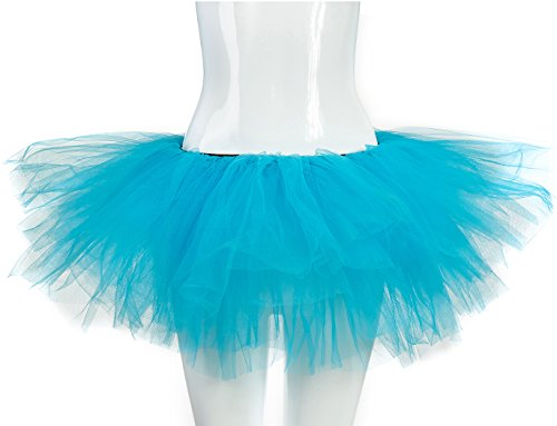 belababy Womens Tutu Skirt Halloween Dress Up, (Womens Dress Up)