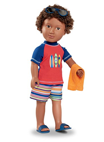 Search : MY LIFE AS 18-inch Doll Beach Vacationer African American Boy