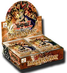 (Yu-Gi-Oh Phraoh's Servant Booster Box 24ct Unlimited Edition)