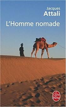 L'homme nomade par Attali