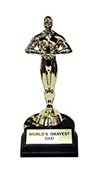 World\'s Okayest Dad Trophy-7\