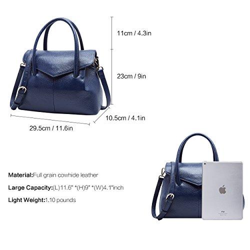 Top cuir main Sacs sacs sac à fourre en à sac femmes Mesdames les BOYATU Handle pour tout Designer main qfIwn6dAx6