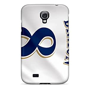 Shockproof Hard Cell-phone Case For Galaxy S4 (Nff21054ipvU) Unique Design Nice Milwaukee Brewers Pictures