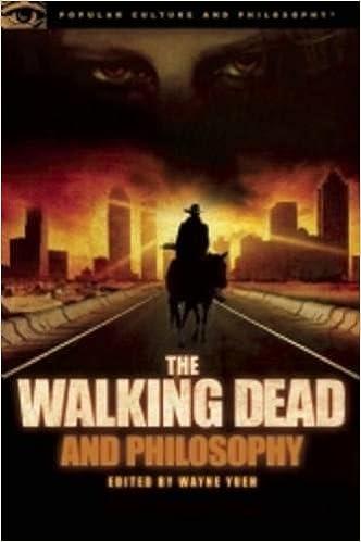 The walking dead and philosophy zombie apocalypse now popular the walking dead and philosophy zombie apocalypse now popular culture and philosophy wayne yuen 9780812697674 amazon books fandeluxe Image collections