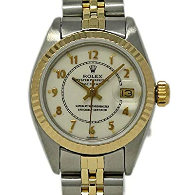 Rolex Datejust Swiss-Automatic Female Watch 6917 (Certified Pre-Owned) from Rolex