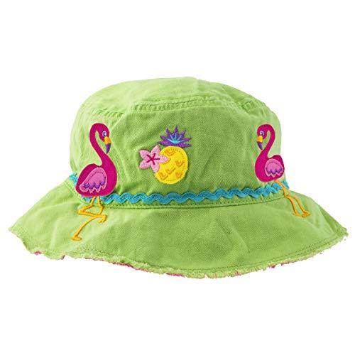 Stephen Joseph Kids' Toddler Bucket Hat, Flamingo, Size ()