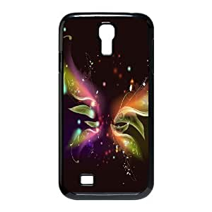 Cool PaintingFashion Cell phone case Of Butterfly Bumper Plastic Hard Case For Samsung Galaxy S4 i9500