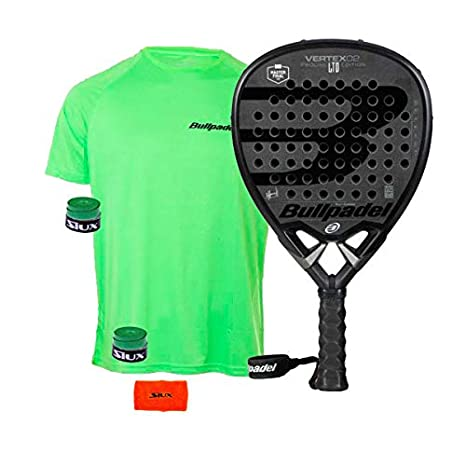Bull padel BULLPADEL Vertex 2 Master Final LTD. Edition: Amazon.es ...