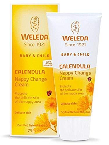 weleda baby cream