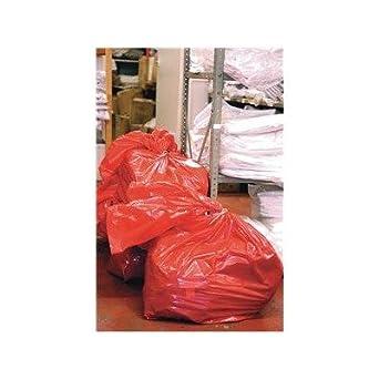 East Riding saco Rsb/4 soluble tira bolsas de lavandería, 457 mm x ...