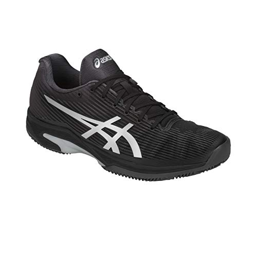 Argento Asics Clay Speed Nero Shoes Solution Ff xraBFwYrq