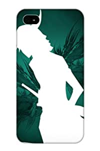 Anime Bleach Case Compatible With Iphone 4/4s/ Hot Protection Case(best Gift Choice For Lovers)