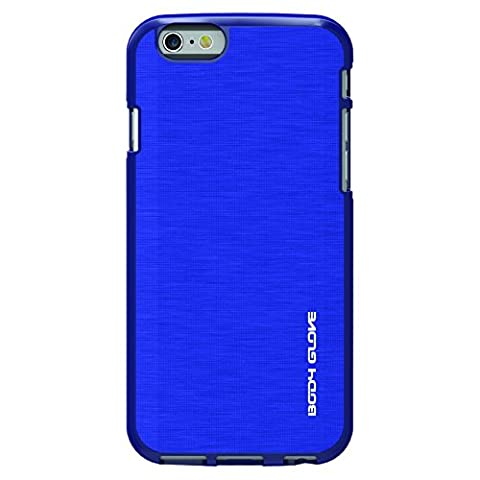 Body Glove Fusion Silk Carrying Case for Apple iPhone 6/6s, Navy/Blue (9478001) (Body Glove Suit Up Phone Cases)