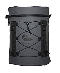 Stand Up Paddle Board Deck Bag with Dry Waterproof Insert - Works with any SUP, Kayak or Canoe