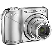 Kodak Easyshare C190 Digital Camera (Silver) Advantages Review Image