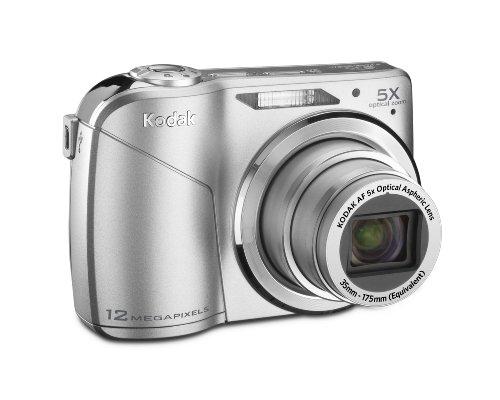 - Kodak Easyshare C190 Digital Camera (Silver)