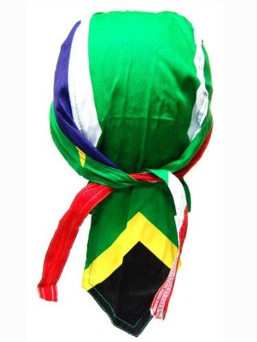 Bandana cap afrique du sud