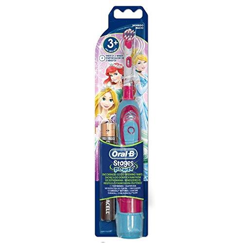 Oral-B Disney Princess Battery Toothbrush