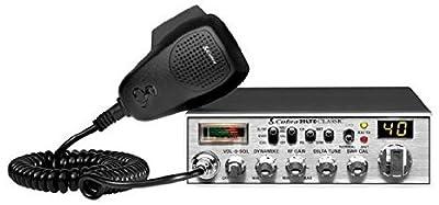 Cobra 29 LTD CHR 40-Channel CB Radio With PA Capability by Cobra