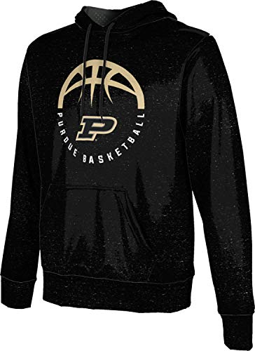 (ProSphere Purdue University Basketball Men's Pullover Hoodie - Heather 10023)
